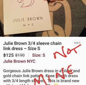 JB by Julie Brown Dresses - Julie Brown dress
